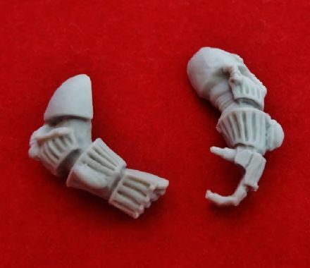 Chaos Space Marine Thousand Sons Weapon Arms left and right